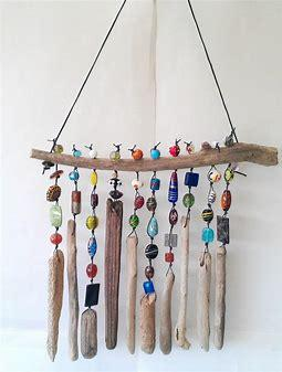 Roh June Driftwood Chimes