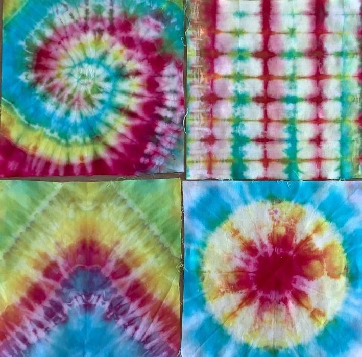 6 2021 Tie Dye Crop