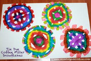 Roh Feb Collage Snowflakes