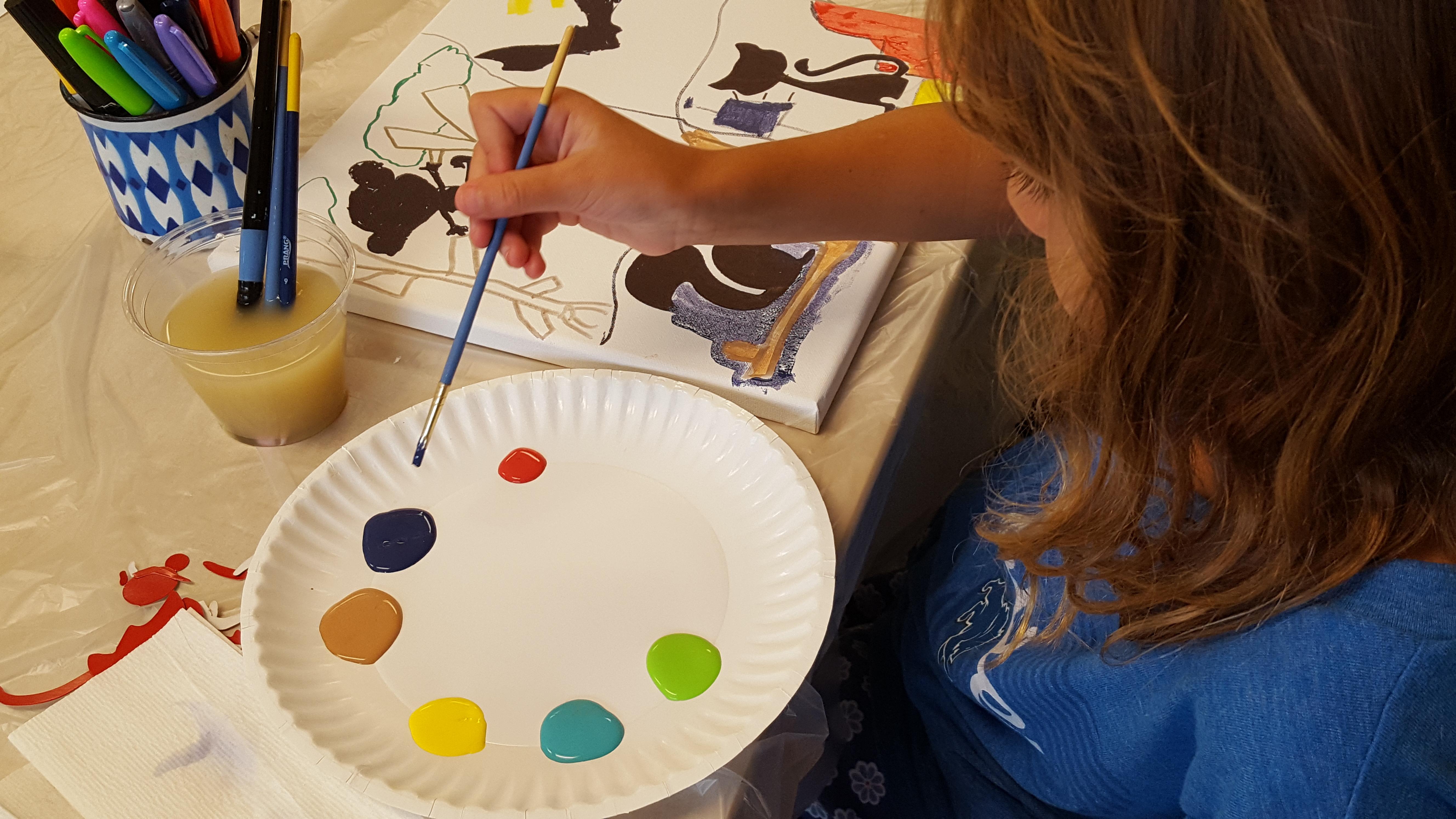 Art Play Class